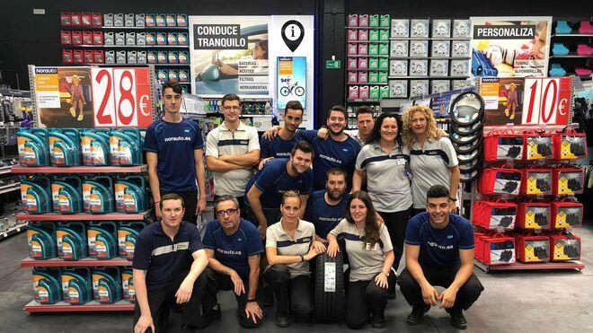 Norauto abre un nuevo autocentro en la Comunidad Valenciana