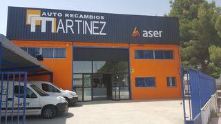 Auto Recambios Martínez abre un nuevo centro en Albacete