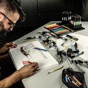 """Armand Leconte, diseñador de Dunlop: """"A veces los ingenieros tiemblan con nuestras locuras"""""""