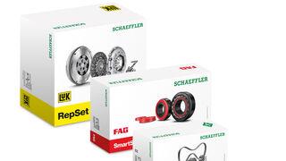 Schaeffler presenta su nuevo packaging