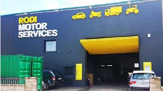 Rodi Motor Services inaugura instalaciones en Moià