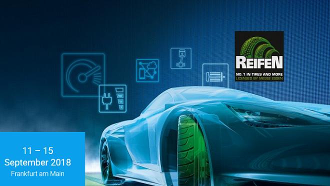 La feria del neumático Reifen debuta en Frankfurt