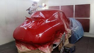 Glasurit mostrará su experiencia con Classic Car Color en Automechanika