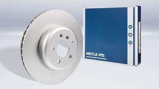 Meyle presenta su disco de freno Meyle-PD de una sola pieza para BMW