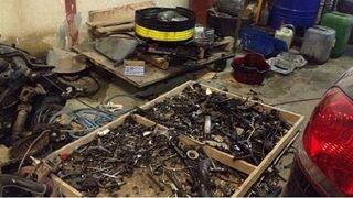 Los talleres ilegales en León se duplican en dos años