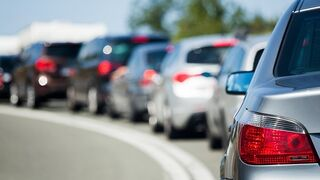 El número de vehículos asegurados crece en julio