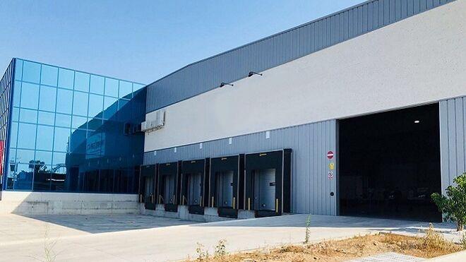 Grupo Total Neumáticos traslada su almacén de Barcelona