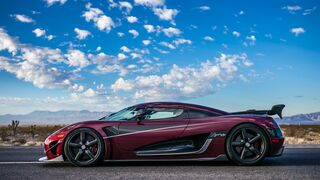 Cómo se pintan los coches más rápidos del mundo
