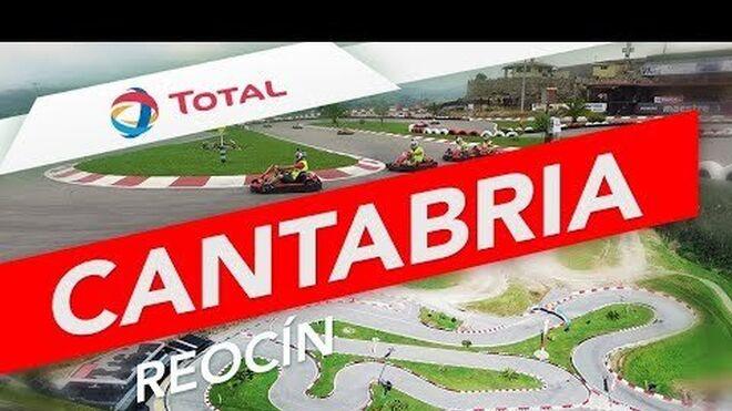 Desafío Karts by Total en Santander: emoción en un circuito de grandes desniveles