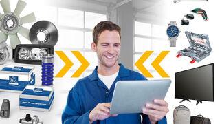 DT Spare Parts recompensa la fidelidad de sus clientes
