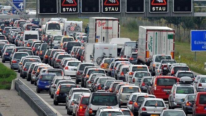 Frankfurt prohibirá la circulación de vehículos diésel antiguos