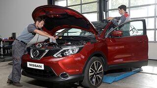 Nissan amplía los programas de posventa para vehículos que ya no están en garantía