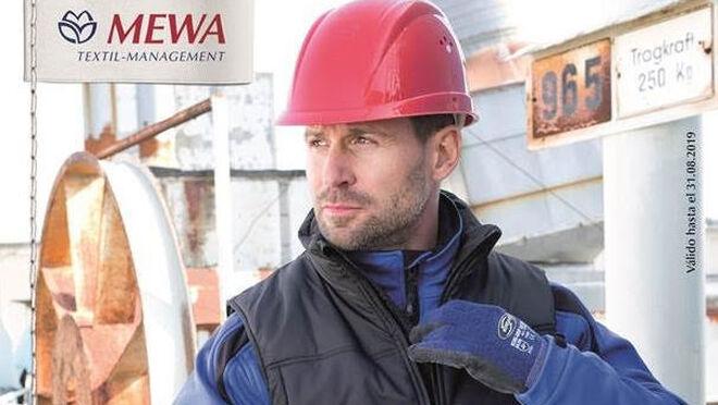 Mewa presenta su nuevo catálogo de ropa y equipos para la protección laboral