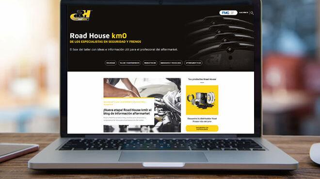 Road House lanza su espacio 'km0' de información para el taller