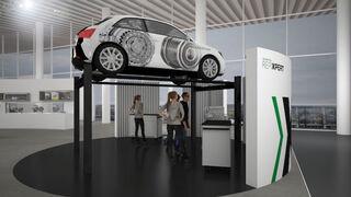 Las marcas LuK, INA y FAG de Schaeffler, presentes en Automechanika