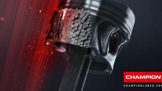 Adaptive Shield, la nueva tecnología de Champion para sus lubricantes