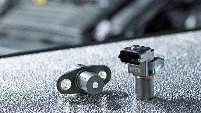 NGK lanza una nueva gama de sensores de posición y revoluciones