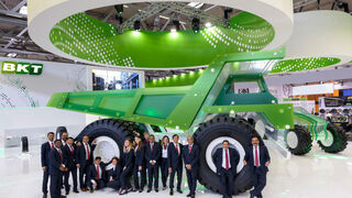 BKT debuta en Automechanika Frankfurt 2018