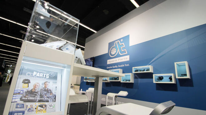 Diesel Technic, presente en Automechanika con sus marcas DT Spare Parts y Siegel