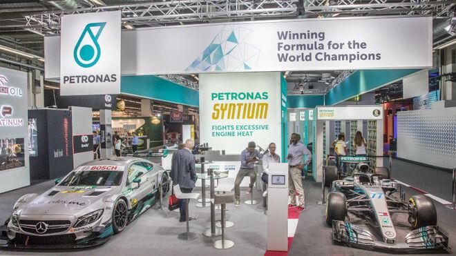 Petronas presenta nuevos productos y tecnologías en Automechanika