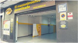 Midas abre su segundo centro en Valladolid