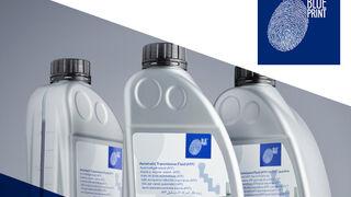 Blue Print añade a su gama nuevos líquidos de transmisión automática