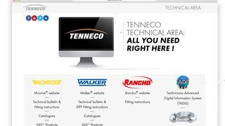 Tenneco presenta su plataforma eLearning para distribuidores e instaladores