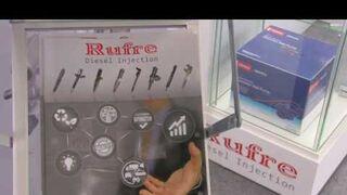 Rufre muestra sus productos y servicios en Automechanika Frankfurt