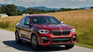 Pirelli equipa los nuevos BMW X4 y Aston Martin Rapide E