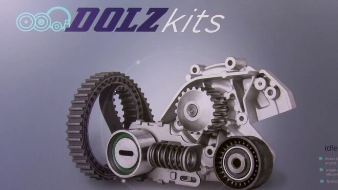 Dolz presenta sus nuevos kits de distribución en Automechanika Frankfurt