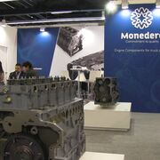 Monedero muestra sus nuevas referencias en Automechanika Frankfurt
