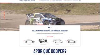 Cooper Tire España tiene nueva web