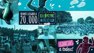 """Miles de runners consiguen 20.000 juguetes en los """"Kilómetros de Felicidad"""" de Euromaster"""