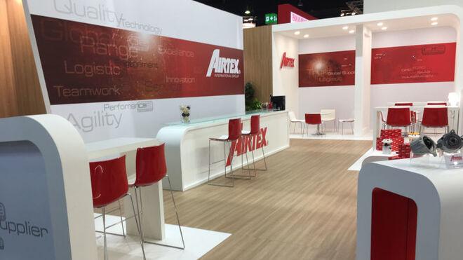 Airtex celebró su 25º aniversario en Automechanika Frankfurt