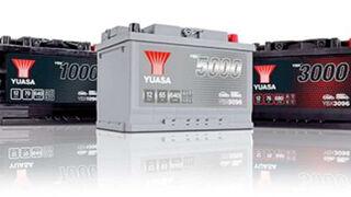 GS Yuasa presentó en Automechanika Frankfurt su renovada gama de baterías YBX