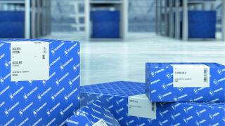 Motorservice estrenó embalajes en Automechanika Frankfurt