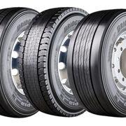 Bridgestone presenta en el IAA 2018 sus neumáticos para camiones y autobuses