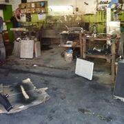 Otro caso de gestión peligrosa de residuos en el taller