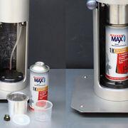 Zaphiro ofrece en renting la máquina envasadora de sprays SprayMax FillClean