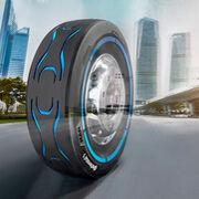 Continental y MAN presentan en el IAA un neumático especial para camiones eléctricos