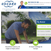 Autodis entra en el capital de Oscaro