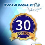 El Triangle Club de Tiresur ya tiene 30 socios