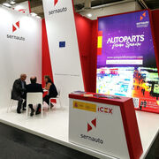 Nueve empresas españolas, en el Pabellón Agrupado Español de Sernauto en IAA