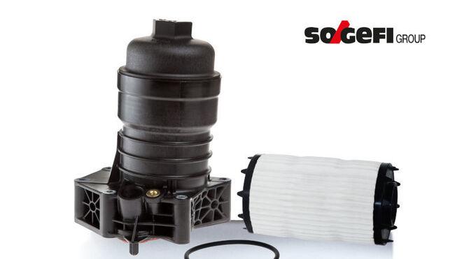 Sogefi diseña el módulo filtrante de aceite para el nuevo Audi A6