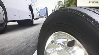 SmartCity AU04+, el primer neumático de Hankook para autobuses eléctricos