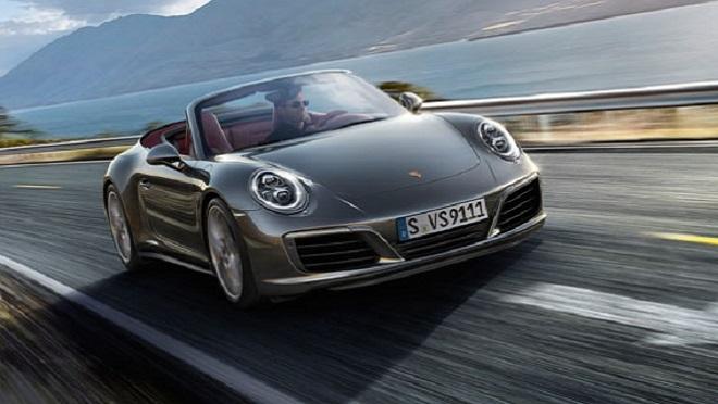 Porsche homologa las tres marcas premium de pintura de Axalta