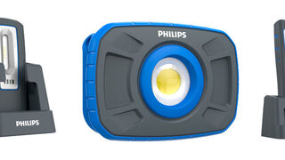Así son las nuevas lámparas LED profesionales para taller de Philips