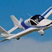 El primer coche volador empezará a venderse en octubre