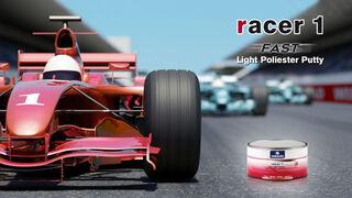 Roberlo anuncia la nueva masilla rápida Racer 1