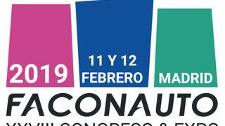 Faconauto celebrará su XXVIII Congreso & Expo el 11 y 12 de febrero en Madrid